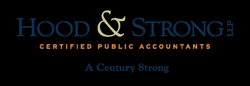 Hood & Strong Logo