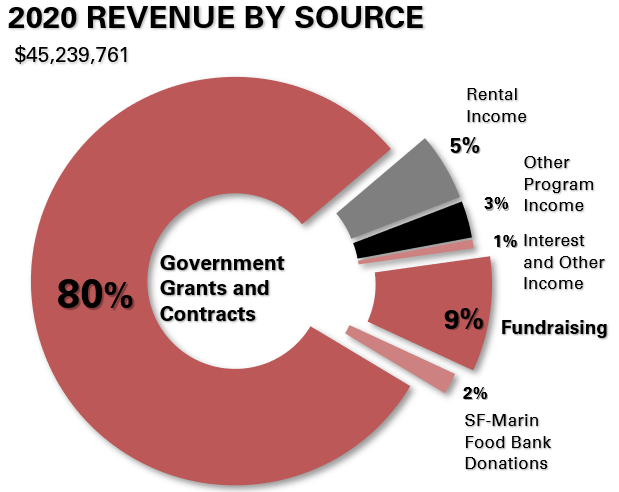 2020 Financials- Revenue By Source